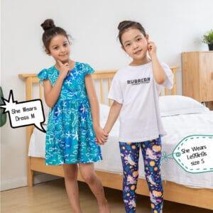 Wholesale Ultra Soft Girls Leggings Dresses