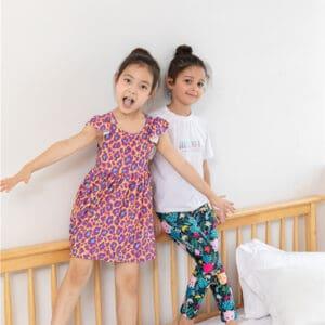 Newest Design Girls Leggings Wholesale 2022